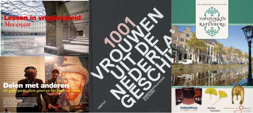 Publicaties Vera Weterings