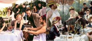 'Lunch van de roeiers' door Renoir (1881) | Ikea Tim Cole
