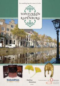 Topstukken aan het Rapenburg
