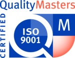 ISO 9001 Quality Masters certified